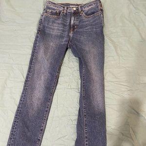 Men's Slim Cut Jeans 28x32
